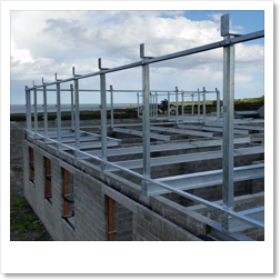 Structural Steel Fabrication & Erection
