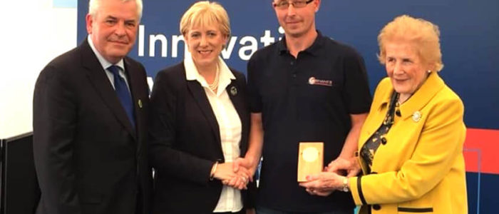 Shanks Tanker Wins Enterprise Ireland Innovation Award