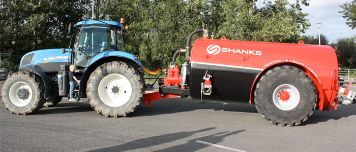 Shanks Safer Tanker
