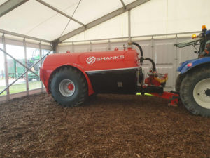 Shanks Safer Slurry Tanker